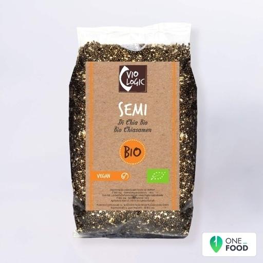 Biological Chia Seeds 1 X 200 G
